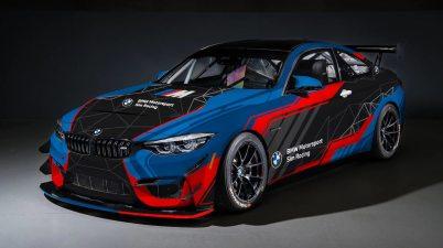 BMW M4 GT4 Design ©BMW