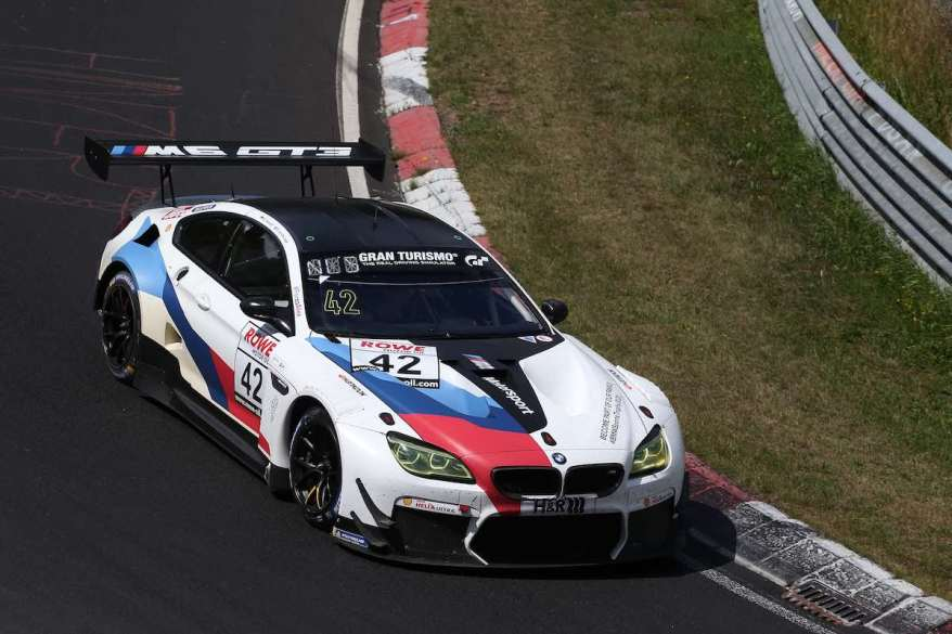 BMW M6 GT3 Schnitzer-BMW ©BMW