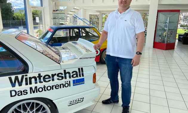 Herbert Schnitzer jr BMW ©EHirsch