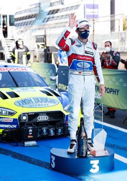 Mike Rockenfeller,DTM Nürburgring I 2020 ©Audi