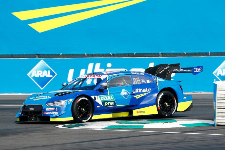 Robin Frijns, Audi Sport Team Abt ,DTM Lausitzring ©DTM