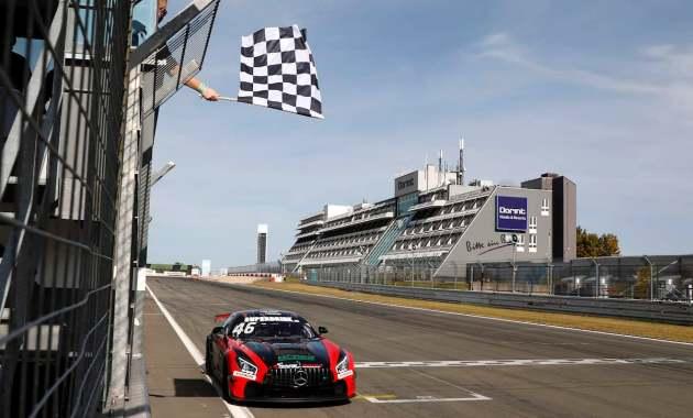 Tim Heinemann,2020 DTM Trophy Nürburgring SPR ©DTM