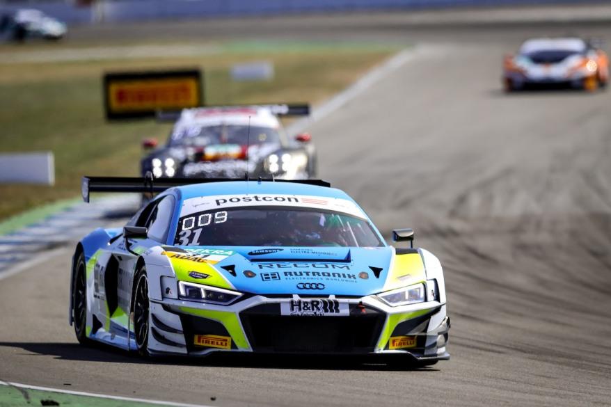 Van der Linde im Audi , 5. + 6. Rennen Hockenheimring ©ADAC,Gruppe C Photography