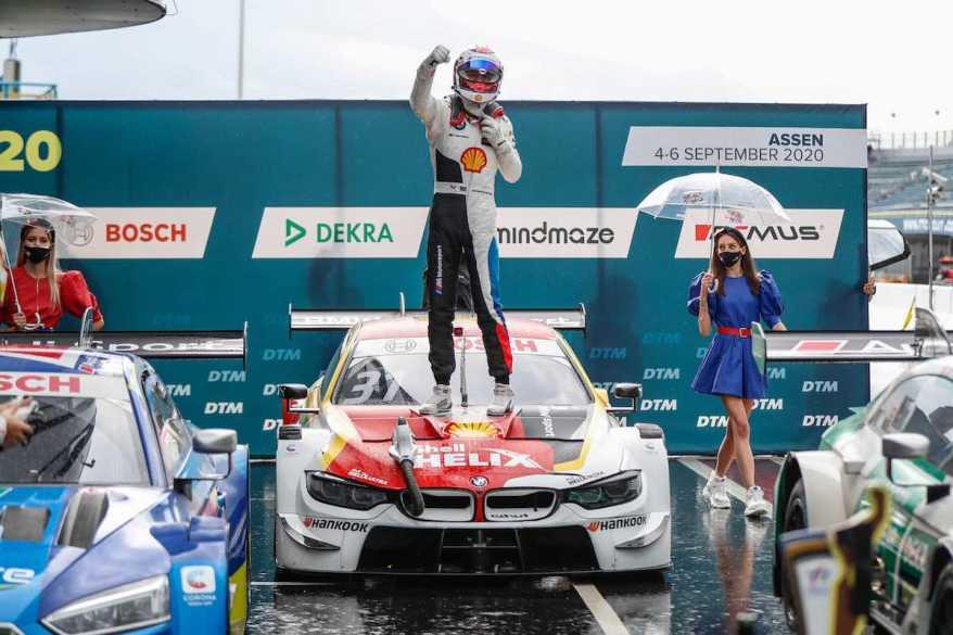 Sheldon van der Linde (RSA), BMW Team RBM, ,DTM Assen 2020 ©BMW