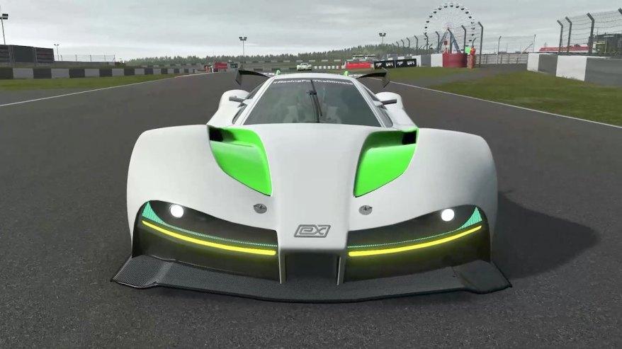 eX ZERO Prototype©RCCO E-Sport AG