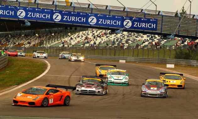 ADAC GT Masters 2007 Nürburgring ©ADAC