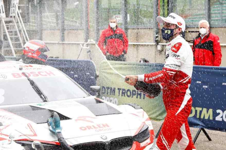 Robert Kubica (POL), BMW DTM Zolder 2020 ©BMW