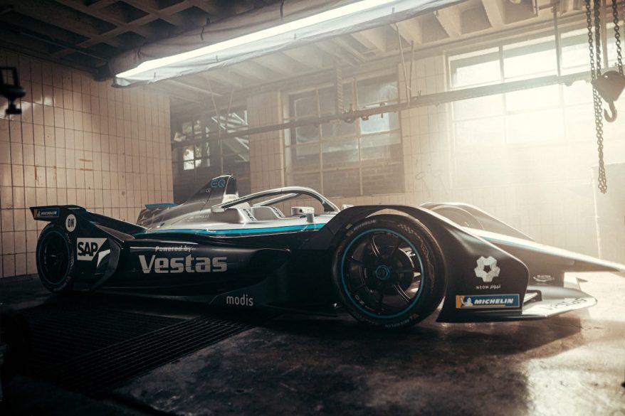 Mercedes-Benz EQ Silver Arrow 02 ©Mercedes