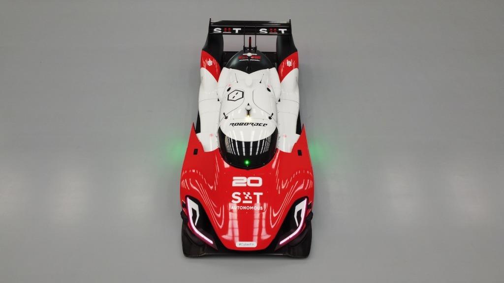 Roborace ©Acronis SIT Autonomous Team