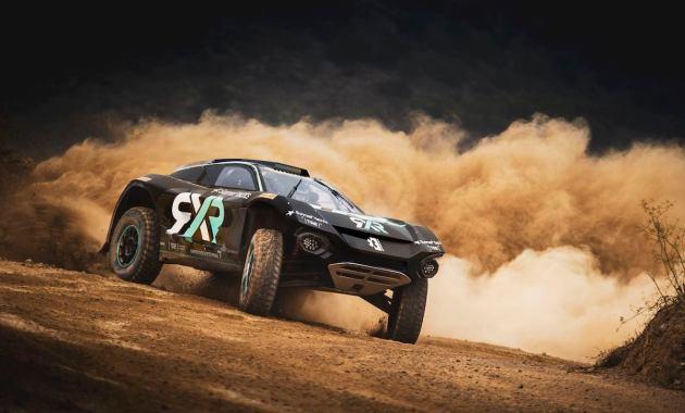 Rosberg RXR in Action ©Rosberg