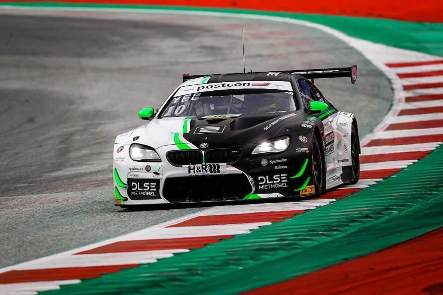 Schubert Motorsport Sieg am Red Bull Ring ©ADAC GT Masters