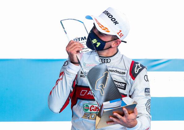 Nico Müller,DTM Nürburgring Sprint 2020©Audi
