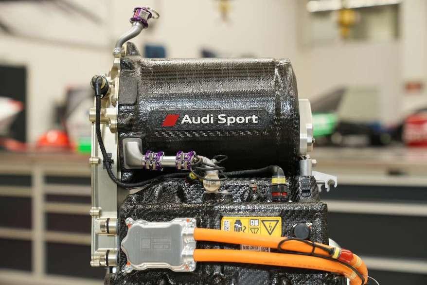 Audi e-tron FE07, Audi MGU05@Audi