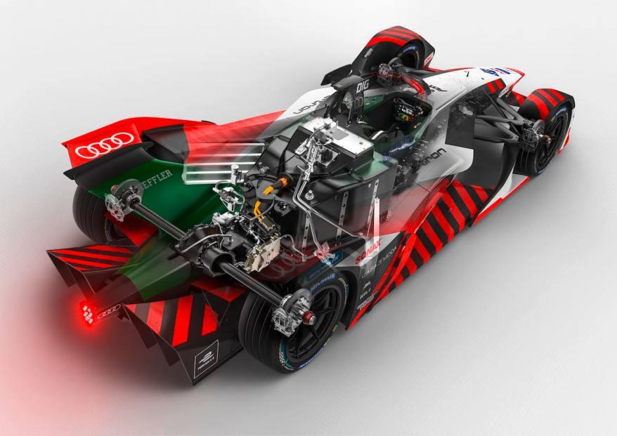 Audi e-tron FE07 ©Audi
