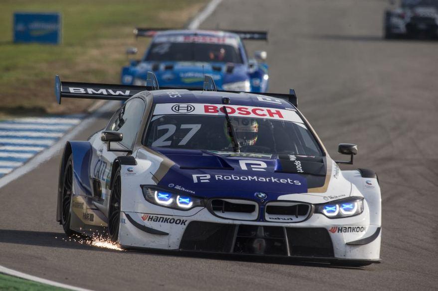 BMW Jonathan Aberdein ©BMW
