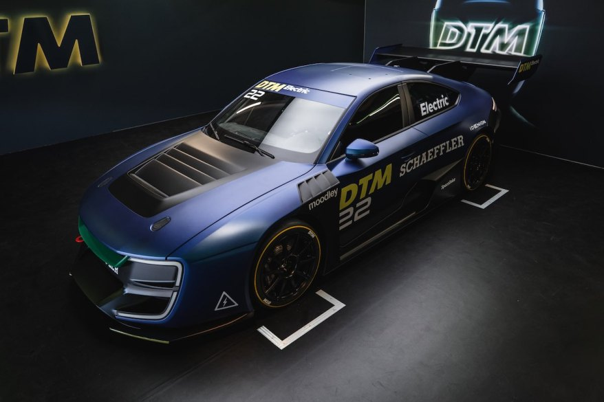 DTM Electric ©Schaeffler,DTM