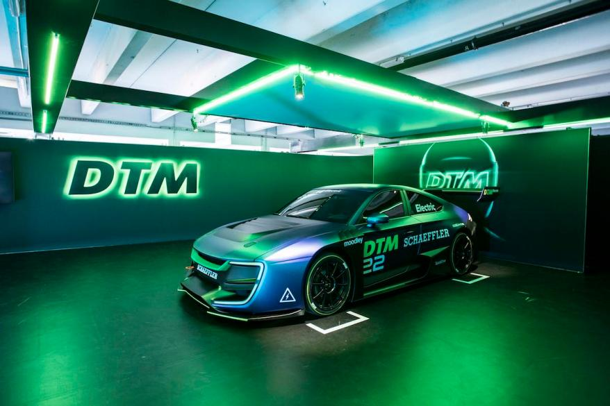 DTM Electric,DTM Hockenheimring, 2020 ©DTM