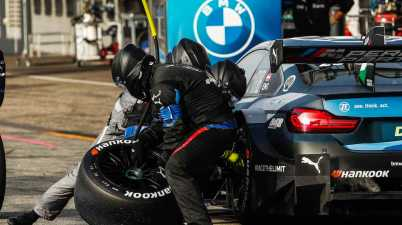 Philipp Eng (AUT, BMW Team RBM,,DTM Hockenheimring, 2020 ©Hankook