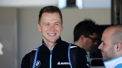 Max Günther BMW Andretti Motorsport ©BMW