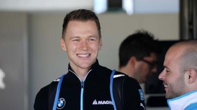 Max Günther BMW Andretti Motorsport ©BMW