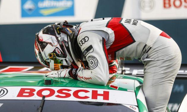 Nico Müller,DTM Hockenheimring, 2020 ©DTM
