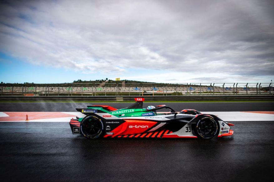 Rene Rast (DEU), Audi Sport ABT Schaeffler, Audi e-tron FE07 ©FIA FormulaE