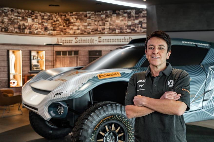 Claudia Hürtgen @Abt Motorsport