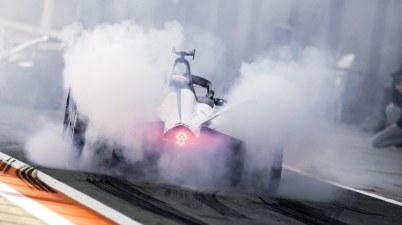 Max Guenther, BMW,Formel E in Valencia ©FIAFormulaE