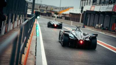 Mercedes EQ FE-Team,S7_Valencia_Test, Samstag, 28. November 2020 @Mercedes,Sebastian Kawka