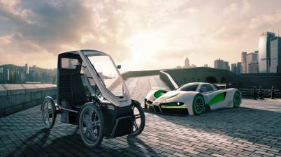 Bio-Hybrid und World eX ©RCCO World eX
