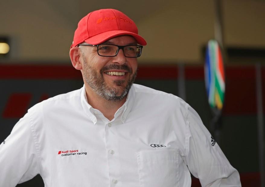 Chris Reinke,Intercontinental GT Challenge 2019 ©Audi