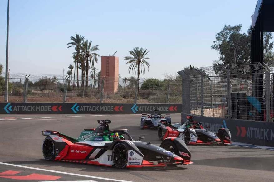 2020 Marrakesh E-prix ©FIA Formel E,Simon Galloway