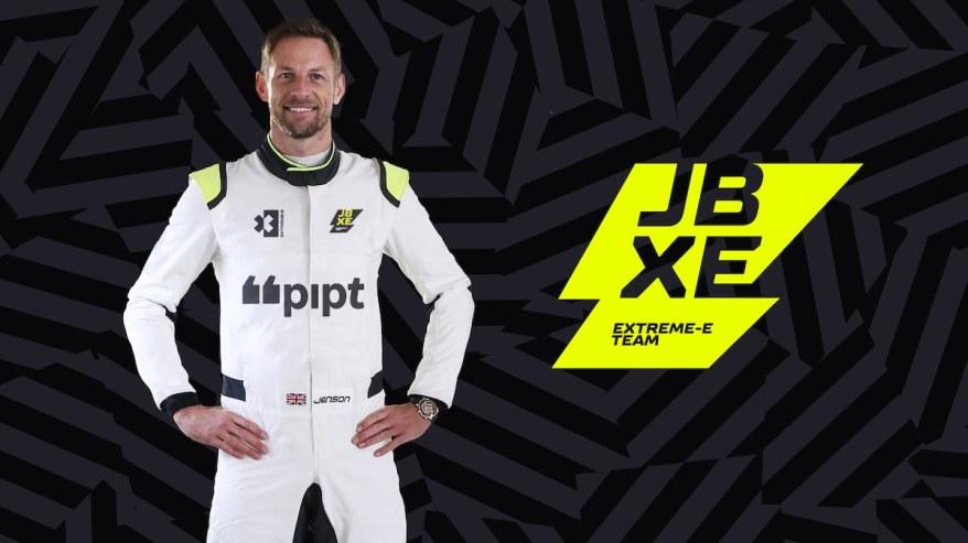Jenson Button Extreme E©Extreme E