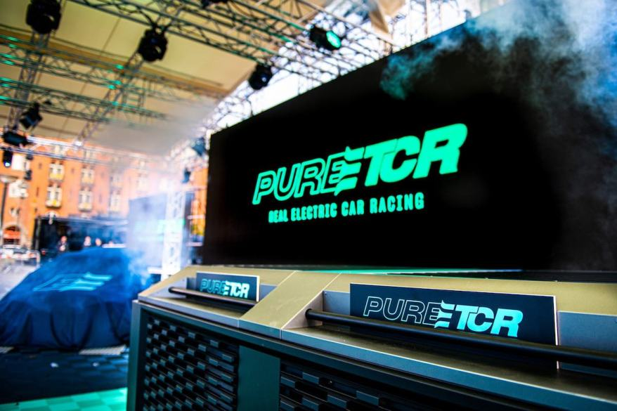 Pure ETCR wall ©Pure ETCR