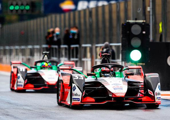 Audi e-tron FE07 #33, René Rast,Formula E, Valencia Test 2020 ©Audi