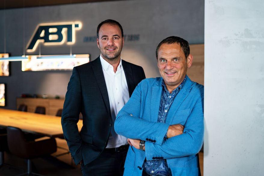 Thomas Biermeier und Hans-Jürgen Abt DTM 2021 ©DTM