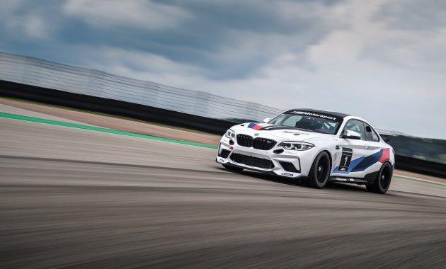 BMW M2 Cup 2021 ©BMW