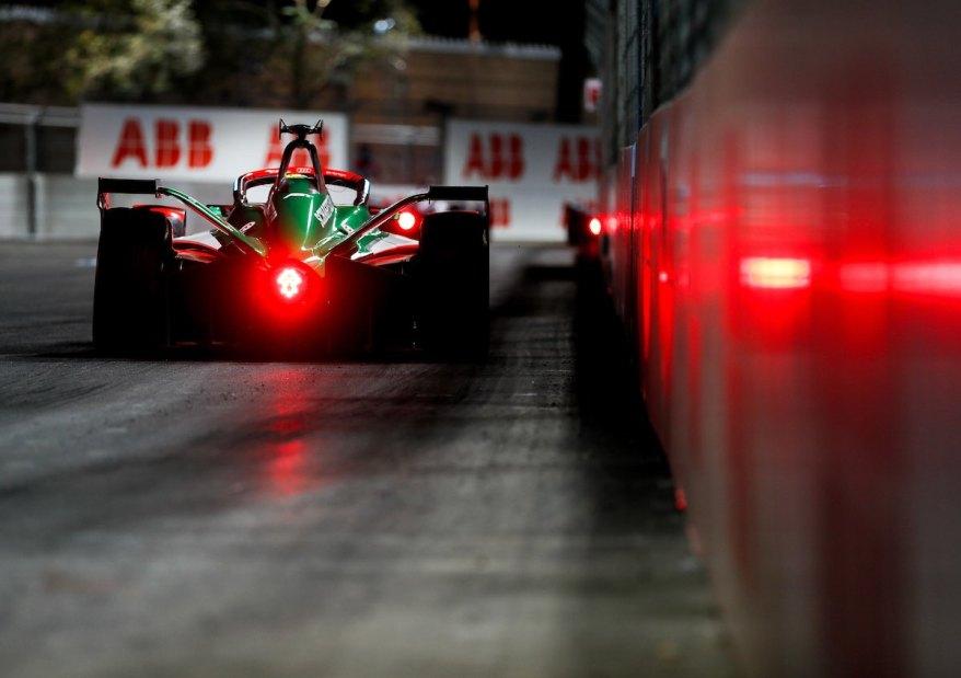 Lucas di Grassi,Formula E, Diriyah E-Prix 2021 ©Audi