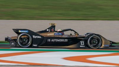 DS Techeetah,2021 Pre-Season Testing ©FormulaE,Malcolm Griffiths / LAT Images