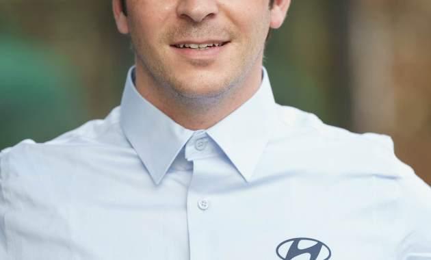 Jean Karl Vernay Hyundai ©Hyundai Motorsport