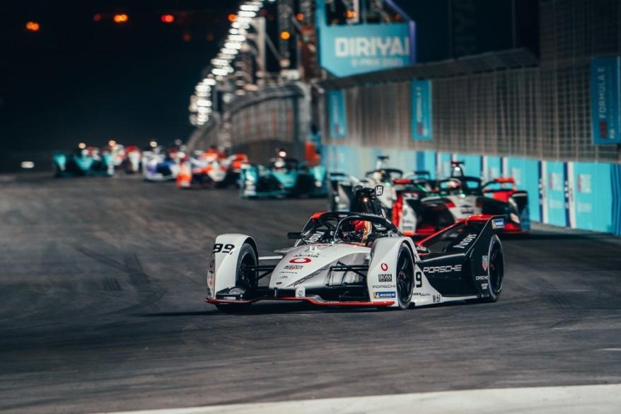 Pascal Wehrlein, Porsche ©Porsche
