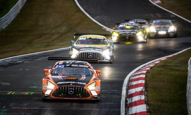 Mercedes Haupt Racing Team ©Mercedes