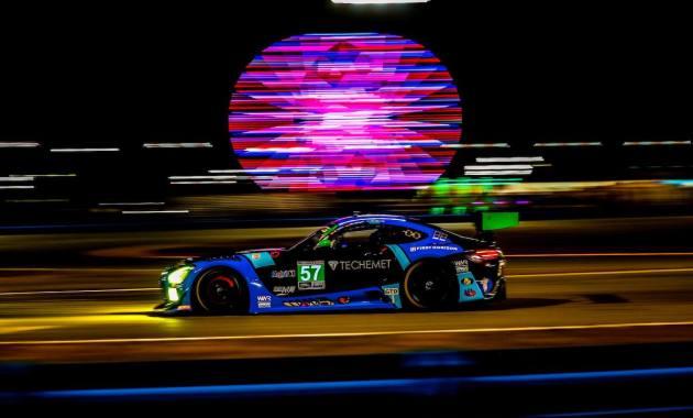 Mercedes-AMG GT3, #57, Winward Racing ,24h Daytona 24h Daytona 2021 ©Mercedes