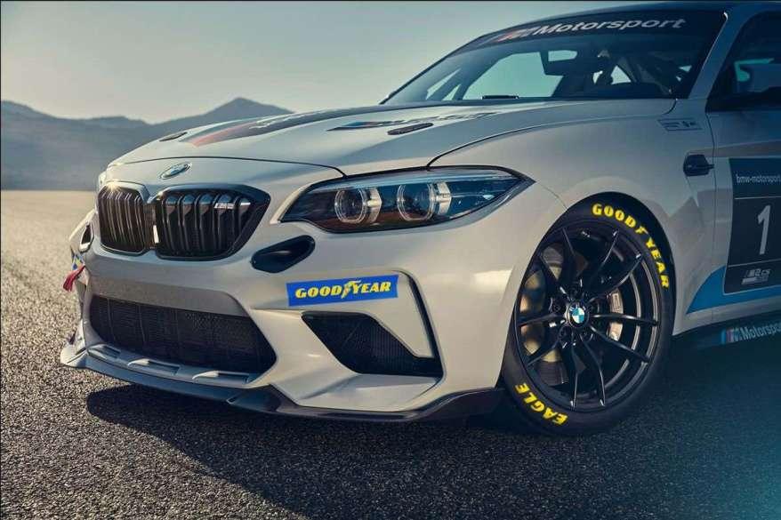 Goodyear reifen für den BMW M2 Cup©Goodyear