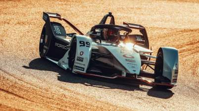 Pascal Wehrlein Porsche ©Porsche
