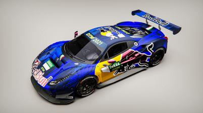 Red Bull Car Livery DTM ©Red Bull Content Pool