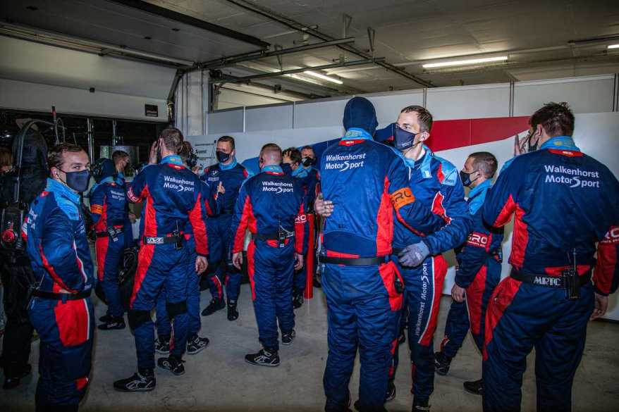 Walkenhorst Motorsport Kyalami ©BMW