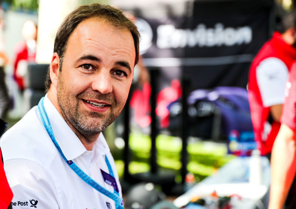 Thomas Biermeier,Formula E, Bern E-Prix 2019 ©Audi