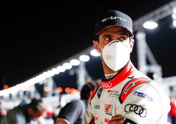 Lucas di Grassi,Formula E, Diriyah E-Prix 2021©Audi