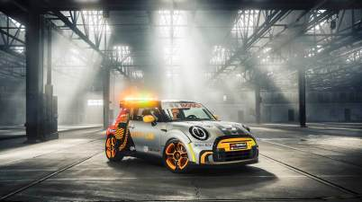 E-Mini Electric Pacesetter ©BMW